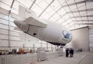 Zeppelin-Hangar
