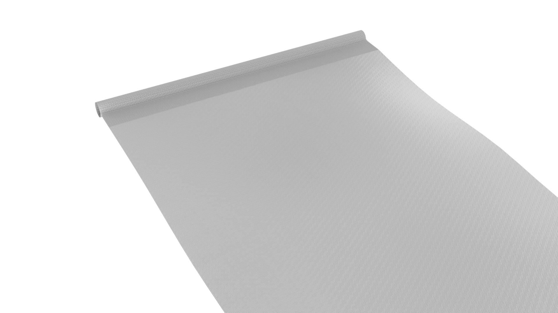 Einschalige PVC-Dachplane